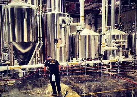 中型啤酒厂设备