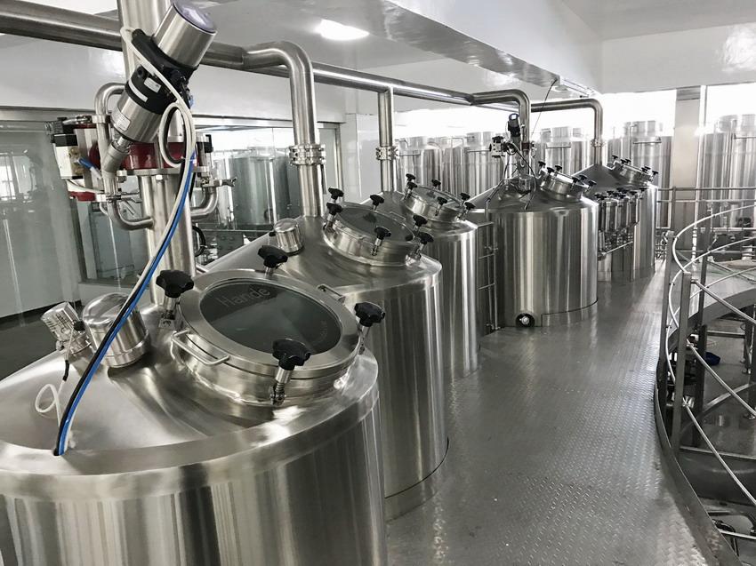 小型啤酒厂设备