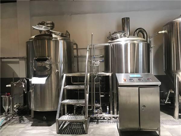 啤酒糖化设备