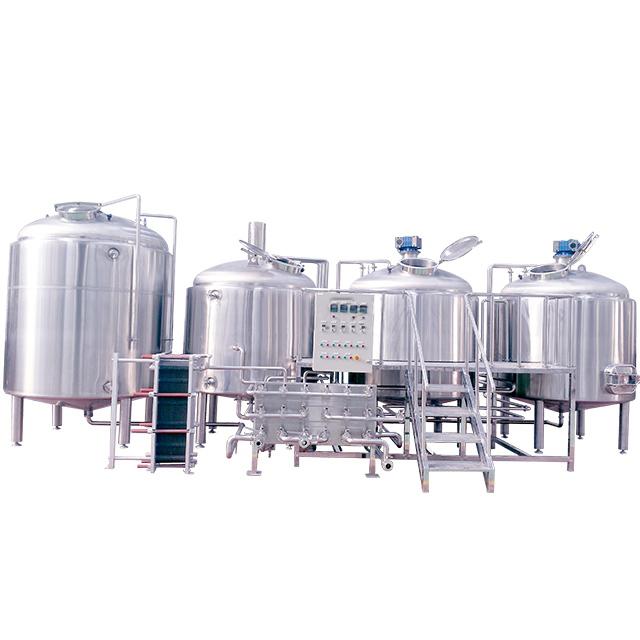 河北鸿运国际彩票网啤酒厂生产设备