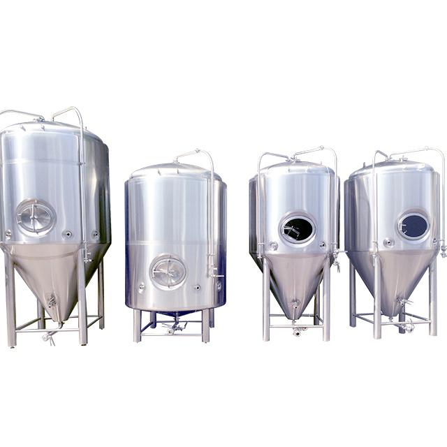 锥形啤酒发酵罐